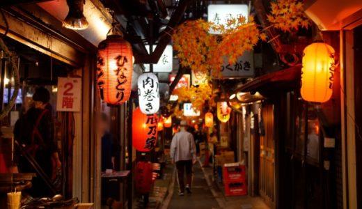 高校の同級生と鶴橋で飲んでて「そういえば」ってなった話